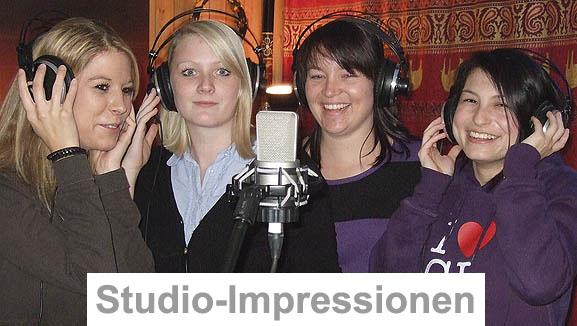 Studio-Impressionen
